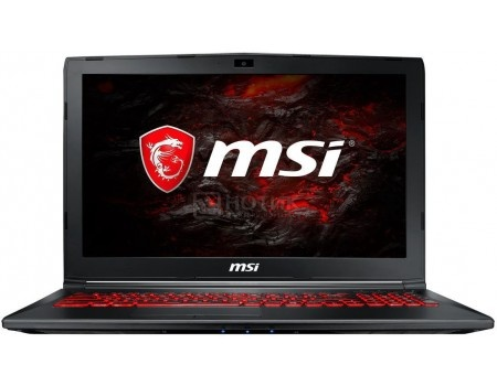 Ноутбук MSI GL62MVR 7RFX-1258XRU (15.6 TN (LED)/ Core i7 7700HQ 2800MHz/ 8192Mb/ HDD 1000Gb/ NVIDIA GeForce® GTX 1060 3072Mb) Free DOS [9S7-16JBE2-1258]