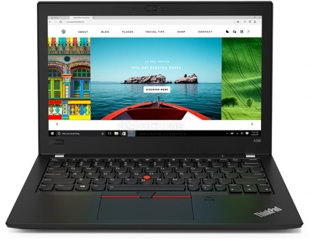 Фотография товара ноутбук Lenovo ThinkPad X280 (12.5 IPS (LED)/ Core i5 8250U 1600MHz/ 8192Mb/ SSD / Intel UHD Graphics 620 64Mb) MS Windows 10 Professional (64-bit) [20KF001QRT] (58188)