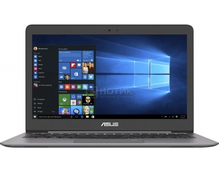 Фотография товара ноутбук ASUS VivoBook 17 X705UV-BX207T (17.3 TN (LED)/ Pentium Dual Core 4405U 2200MHz/ 8192Mb/ HDD 1000Gb/ NVIDIA GeForce GT 920MX 2048Mb) MS Windows 10 Home (64-bit) [90NB0EW2-M03000] (58217)