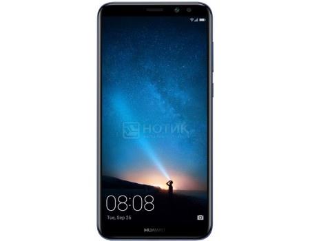 Смартфон Huawei Nova 2i 64Gb Bright Blue (Android 7.0 (Nougat)/Kirin 659 2360MHz/5.9* 1920x1080/4096Mb/64Gb/4G LTE ) [6901443205301], арт: 58218 - Huawei