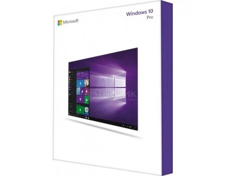 Фотография товара программный продукт Windows 10 Professional 32-bit/64-bit Russian Russia Only USB (FQC-10150) (58229)