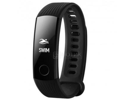 Фотография товара фитнес-браслет Huawei Honor 3 NYX-B10, Черный (58278)