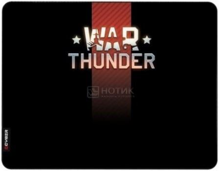 Коврик для мыши игровой Qcyber Taktiks Expert War Thunder, Рисунок (War Thunder) QC-04-004DV03