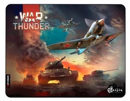 Коврик для мыши игровой Qcyber Crossfire Expert War Thunder, Рисунок (Crossfire) QC-04-002DV03