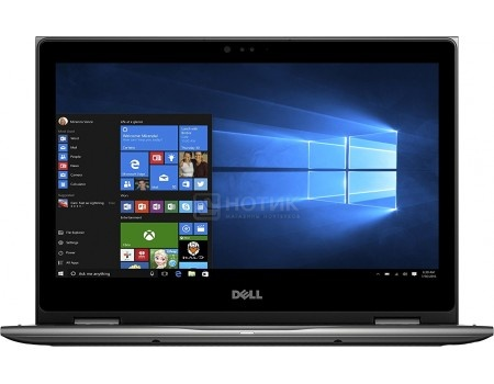 Ноутбук Dell Inspiron 5378 (13.3 IPS (LED)/ Core i5 7200U 2500MHz/ 8192Mb/ SSD / Intel HD Graphics 620 64Mb) Linux OS [5378-9720]