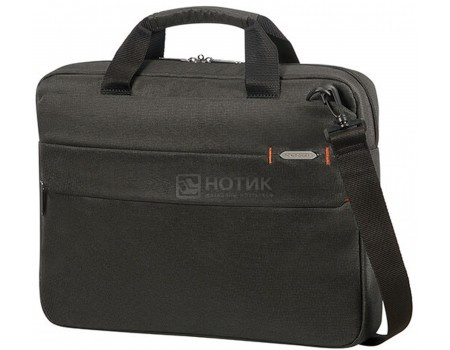 "Сумка 17,3"" Samsonite Network 3 CC8*19*003, Полиэстер, Черный"
