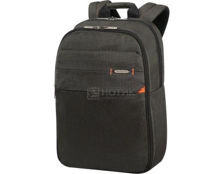 """Фотография товара рюкзак 15,6"""" Samsonite CC8*19*005, Полиэстер, Черный (58342)"""