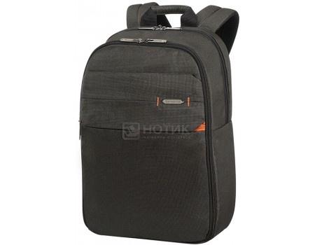 """Фотография товара рюкзак 17,3"""" Samsonite Network 3 CC8*19*006, Полиэстер, Черный (58344)"""