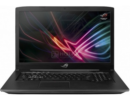 Купить ноутбук ASUS ROG GL503VD-FY374 (15.6 IPS (LED)/ Core i5 7300HQ 2500MHz/ 12288Mb/ HDD+SSD 1000Gb/ NVIDIA GeForce® GTX 1050 4096Mb) Без ОС [90NB0GQ2-M06720] (58357) в Москве, в Спб и в России