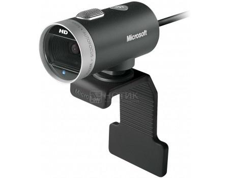 Фотография товара камера Web Microsoft LifeCam Cinema HD, USB , Черный 6CH-00002 (58420)