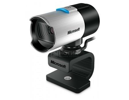 Фотография товара камера Web Microsoft LifeCam Studio FHD, USB , Черный/Серебристый 5WH-00002 (58421)