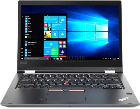 Ультрабук Lenovo ThinkPad Yoga X380 (13.3 IPS (LED)/ Core i5 8250U 1600MHz/ 8192Mb/ SSD / Intel UHD Graphics 620 64Mb) MS Windows 10 Professional (64-bit) [20LH000PRT]