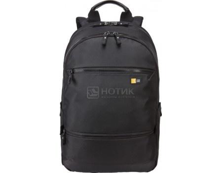 """Фотография товара рюкзак 15,6"""" Case Logic Bryker BRYBP-115 BLACK, Полиэстер, Черный (58519)"""