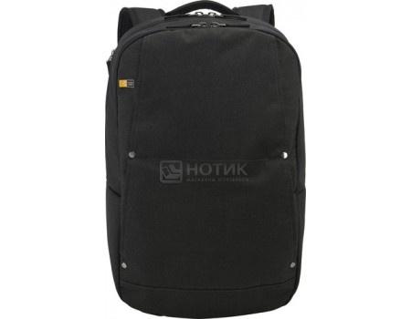 """Рюкзак 15,6"""" Case Logic Huxton HUXDP-115_BLACK, Полиэстер, Черный"""