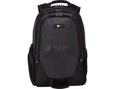 """Фотография товара рюкзак 14,1"""" Case Logic InTransit RBP-414_BLACK, Нейлон, Черный (58522)"""