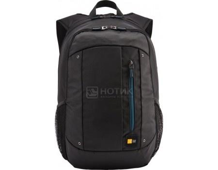 """Купить рюкзак 15,6"""" Case Logic Jaunt WMBP-115_BLACK, Нейлон, Черный (58523) в Москве, в Спб и в России"""
