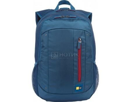 """Фотография товара рюкзак 15,6"""" Case Logic Jaunt WMBP-115_LEGION, Нейлон, Синий (58524)"""