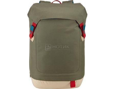 """Фотография товара рюкзак 15,6"""" Case Logic Larimer LARI-115_PETROLGREEN, Полиэстер, Хаки (58526)"""
