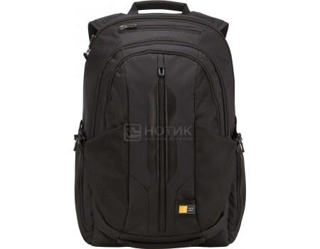 """Фотография товара рюкзак 17,3"""" Case Logic RBP-217_BLACK, Нейлон, Черный (58528)"""