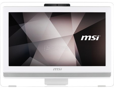 Моноблок MSI Pro 22ET 4BW-032RU (21.5 TN (LED)/ Celeron Quad Core N3160 1600MHz/ 4096Mb/ HDD 1000Gb/ Intel HD Graphics 400 64Mb) Free DOS [9S6-AC1612-032]