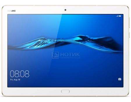 "Фотография товара планшет Huawei MediaPad M3 Lite 10 32Gb Gold (Android 7.0 (Nougat)/MSM8940 1400MHz/10.0"" 1920x1200/3072Mb/32Gb/4G LTE ) [6901443182190] (58600)"