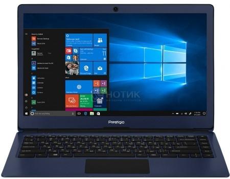 Фотография товара ноутбук Prestigio SmartBook 133S (13.30 IPS (LED)/ Celeron Dual Core N3350 1100MHz/ 3072Mb/ SSD / Intel HD Graphics 500 64Mb) MS Windows 10 Home (64-bit) [PSB133S01ZFH_BB_CIS] (58608)