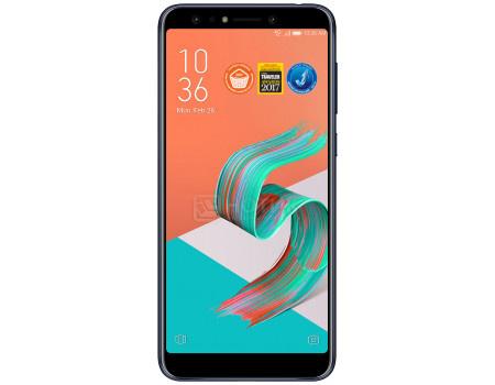 "Фотография товара смартфон ASUS Zenfone 5 Lite ZC600KL 64Gb Black (Android 8.0 (Oreo)/SDM630 2200MHz/6.00"" 2160x1080/4096Mb/64Gb/4G LTE ) [90AX0171-M00320] (58609)"