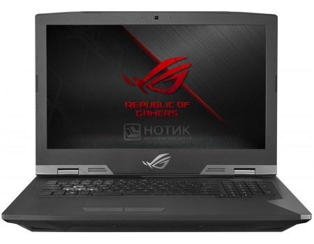 Ноутбук ASUS ROG CHIMERA G703VI-E5132T (17.3 IPS (LED)/ Core i7 7700HQ 2800MHz/ 16384Mb/ HDD+SSD 1000Gb/ NVIDIA GeForce® GTX 1080 8192Mb) MS Windows 10 Home (64-bit) [90NR0EU1-M01800]