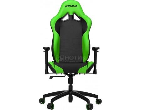 Кресло геймерское Vertagear SL2000, Искусственная кожа, Черный/Зеленый VG-SL2000_GR от Нотик