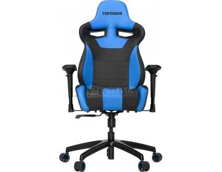 Кресло геймерское Vertagear SL4000, Искусственная кожа, Черный/Синий VG-SL4000_BL от Нотик
