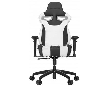 Фотография товара кресло геймерское Vertagear SL4000, Искусственная кожа, Белый/Черный VG-SL4000_WBK (58692)