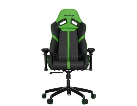 Кресло геймерское Vertagear SL5000, Искусственная кожа, Черный/Зеленый VG-SL5000_GR от Нотик