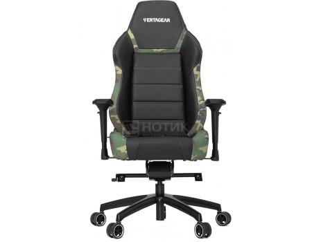 Кресло геймерское Vertagear PL6000, Искусственная кожа, Черный (Камуфляж) VG-PL6000_CM от Нотик