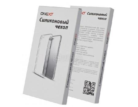 Фотография товара чехол-накладка ONEXT для смартфона ASUS Zenfone 4 Selfie ZD553KL , Силикон, Clear, Прозрачный, 70541 (58720)