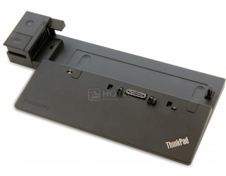 Картинка для Док-станция для Lenovo ThinkPad Ultra Dock (90 Вт, RJ-45, 3xUSB 3.0, 3xUSB 3.0, VGA, DVI, HDMI, 2xDisplayPort, aux) 40A20090EU