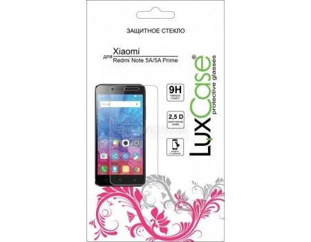 Фотография товара защитная пленка LuxCase для смартфона Xiaomi Redmi Note 5A Prime (Антибликовая) 54907 (58766)