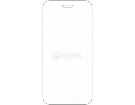Стекло защитное LuxCase для смартфона Apple iPhone X (Стекло 3D Черная Рамка) 77309