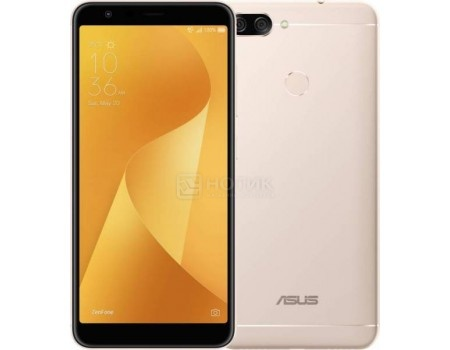 Смартфон ASUS Zenfone Max M1 Plus ZB570TL 64Gb Ram 4Gb (Android 7.0 (Nougat)/MT6750T 1500MHz/5.7