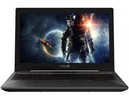 Ноутбук ASUS FX503VD-E4047T (15.6 IPS (LED)/ Core i7 7700HQ 2800MHz/ 8192Mb/ HDD+SSD 1000Gb/ NVIDIA GeForce® GTX 1050 4096Mb) MS Windows 10 Home (64-bit) [90NR0GN1-M07670]