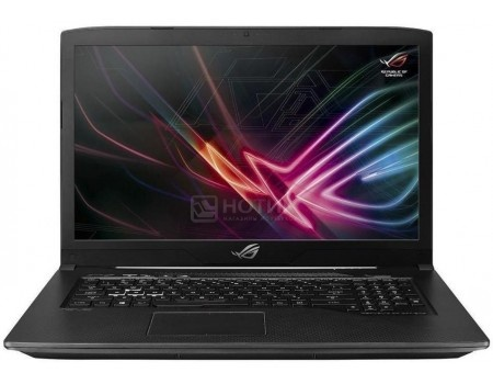 Ноутбук ASUS ROG GL703VM-GC252T (17.3 IPS (LED)/ Core i5 7700HQ 2500MHz/ 8192Mb/ HDD+SSD 1000Gb/ NVIDIA GeForce® GTX 1060 6144Mb) MS Windows 10 Home (64-bit) [90NB0GL2-M04120]