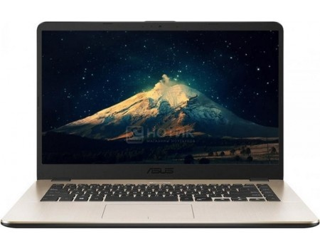 Ноутбук ASUS VivoBook 15 X505BP-BR043T (15.6 TN (LED)/ A9-Series A9-9420 3000MHz/ 8192Mb/ HDD 1000Gb/ AMD Radeon R5 M420 2048Mb) MS Windows 10 Home (64-bit) [90NB0G04-M01140]