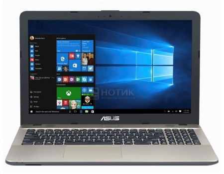 Ноутбук ASUS VivoBook Max X541UV-GQ1471T (15.6 TN (LED)/ Core i3 6006U 2000MHz/ 8192Mb/ HDD 1000Gb/ NVIDIA GeForce GT 920MX 2048Mb) MS Windows 10 Home (64-bit) [90NB0CG1-M21720]