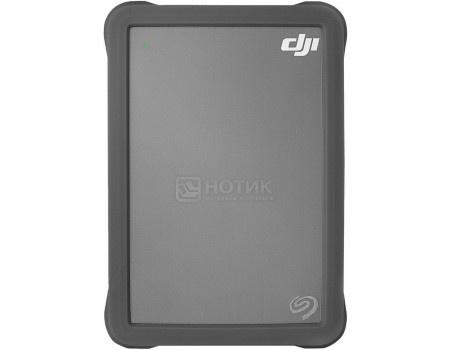 """Внешний жесткий диск Seagate DJI dron 2Tb STGH2000400 2.5"""" USB Type-C, Серый"""