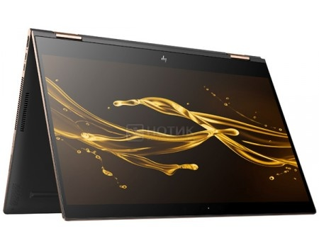 Фотография товара ноутбук HP Spectre x360 15-ch003ur (15.6 IPS (LED)/ Core i7 8705G 3100MHz/ 16384Mb/ SSD / AMD Radeon RX Vega M870 4096Mb) MS Windows 10 SL (64-bit) [3DL80EA] (58978)