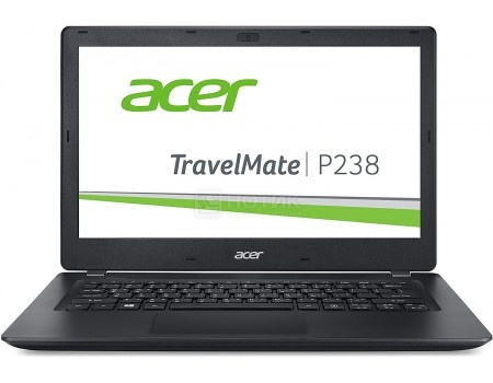 Ноутбук Acer TravelMate P238-M-501P (13.3 IPS (LED)/ Core i5 6200U 2300MHz/ 4096Mb/ SSD / Intel HD Graphics 520 64Mb) MS Windows 10 Professional (64-bit) [NX.VBXER.013]