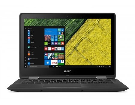 Ноутбук Acer Spin SP513-51-70ZK (13.3 IPS (LED)/ Core i7 7500U 2700MHz/ 8192Mb/ SSD / Intel HD Graphics 620 64Mb) MS Windows 10 Home (64-bit) [NX.GK4ER.010]
