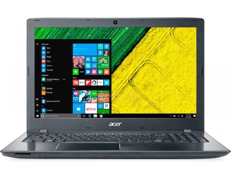 Ноутбук Acer Aspire E5-576G-36S8 (15.6 TN (LED)/ Core i3 6006U 2000MHz/ 8192Mb/ HDD 1000Gb/ NVIDIA GeForce GT 940MX 2048Mb) MS Windows 10 Home (64-bit) [NX.GU2ER.016]