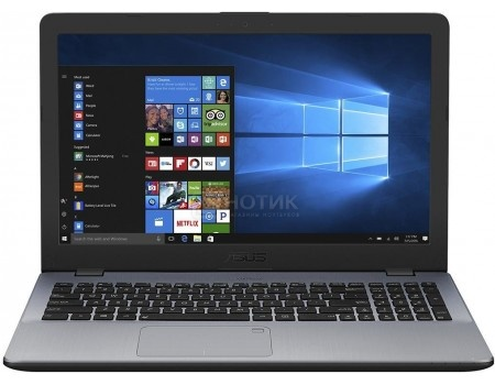 Ноутбук ASUS VivoBook 15 X542UQ-GQ396T (15.6 TN (LED)/ Core i5 7200U 2500MHz/ 8192Mb/ HDD+SSD 1000Gb/ NVIDIA GeForce GT 940MX 2048Mb) MS Windows 10 Home (64-bit) [90NB0FD2-M06150	]