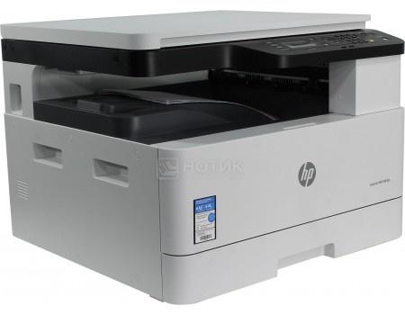 Фотография товара мФУ лазерное монохромное HP LaserJet Pro M436n, A4, 23стр/мин, 128Мб, USB, LAN, Белый W7U01A (59040)