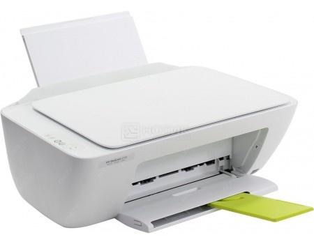 МФУ струйное цветное HP DeskJet 2130, A4, 7.5/5.5стр/мин, USB, Белый K7N77C